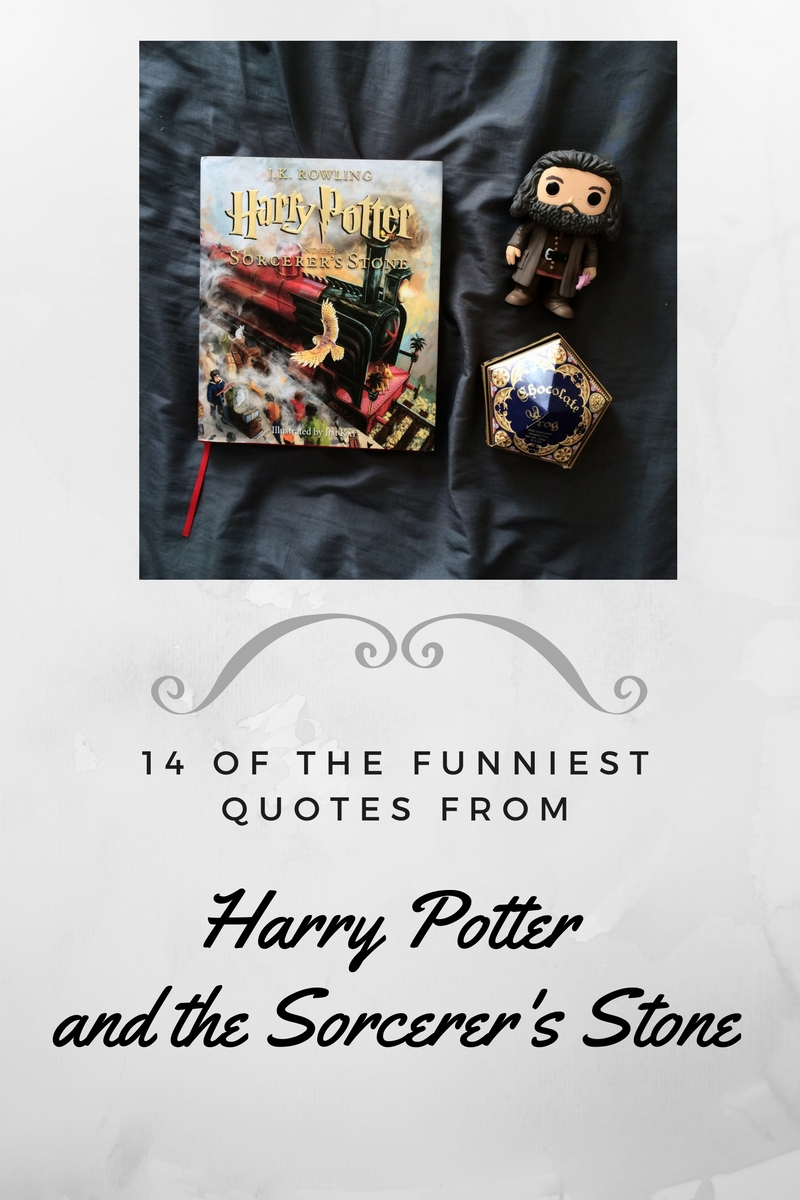 of the funniest quotes from harry potter and the sorcerer s