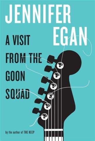 "In this book cover image released by Knopf, ""A Visit from the Goon Squad,"" by Jennifer Egan is shown. (AP Photo/Knopf)"