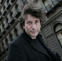 Neil Gaiman: no longer on the fringe.
