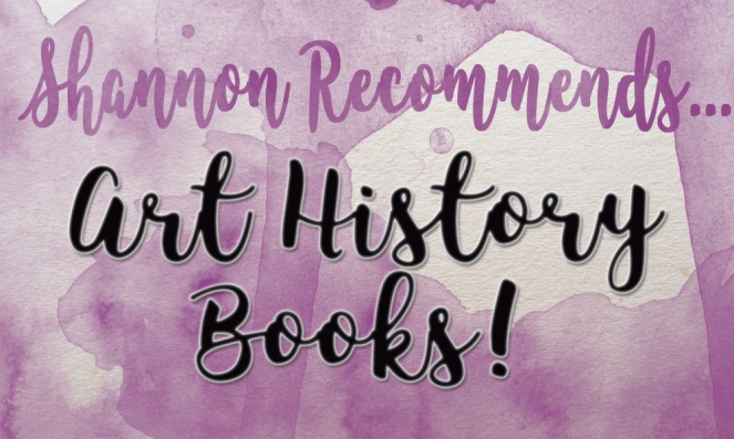 shannon recommends art history