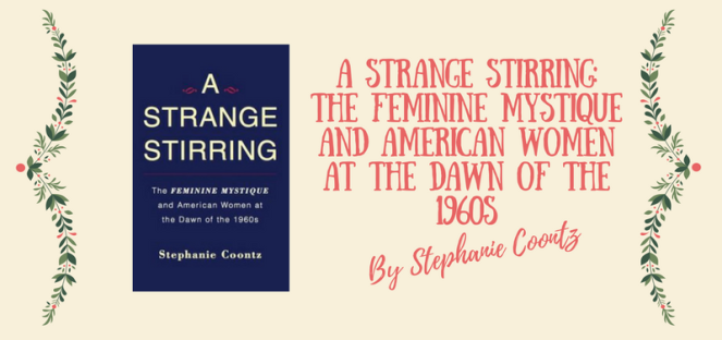 A strange stirring 1